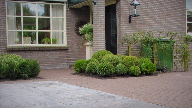 Statige tuin in Rotterdam