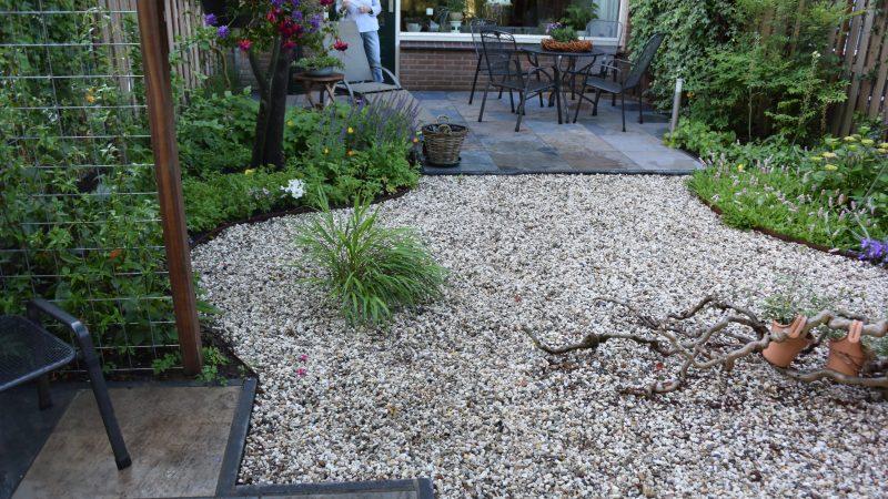 Onderhoudsvrije tuin in Ridderkerk