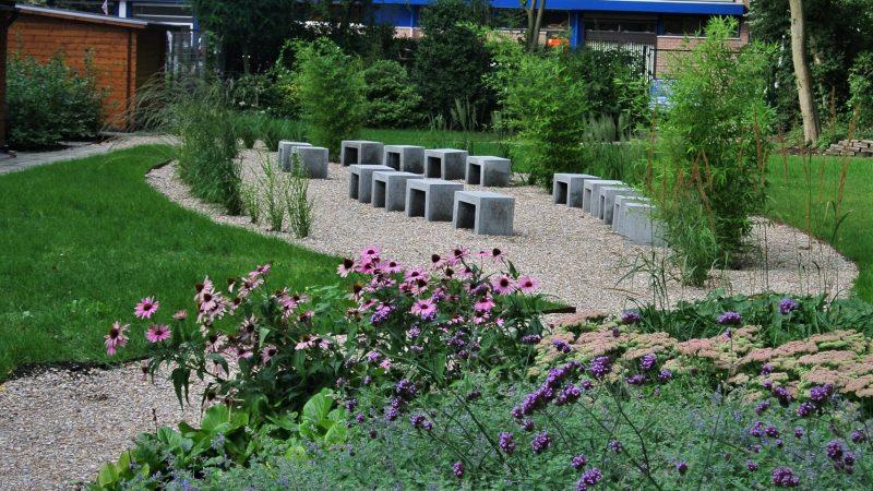 Nieuwe tuin bij Vereniging van Eigenaren in Rotterdam
