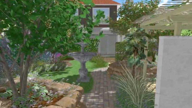 Op vakantie in eigen tuin