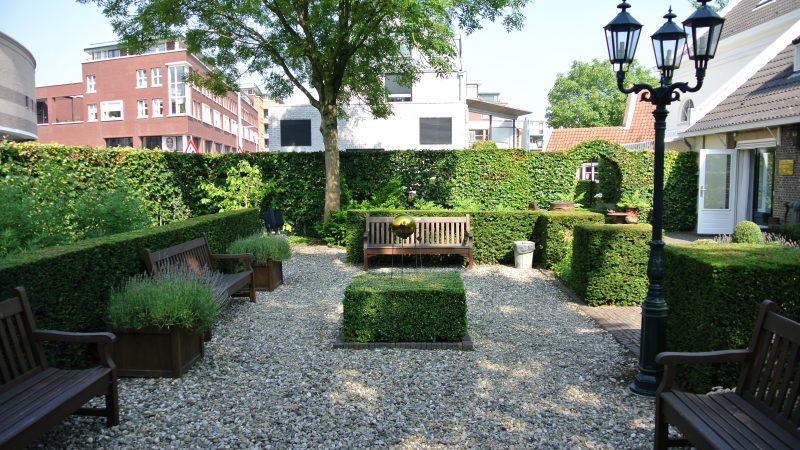 Tuin Oudheidkamer Ridderkerk